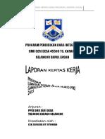 Laporan Lawatan Sosial & Sambutan Hari Lahir 2015