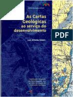 As Cartas Geológicas ao serviço do Desenvolvimento