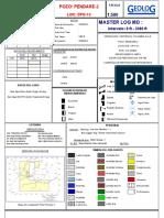Masterlog Pendare-2 3380 Ft