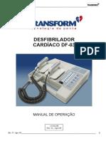 Desfibrilador DF 003 - Ecafix
