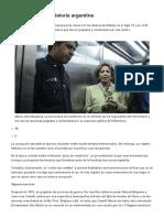 La Voz Del Interior _ 16-04-2016 _ Corrupción en La Historia Argentina _