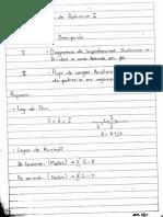 Notas Sistemas de Potencia I
