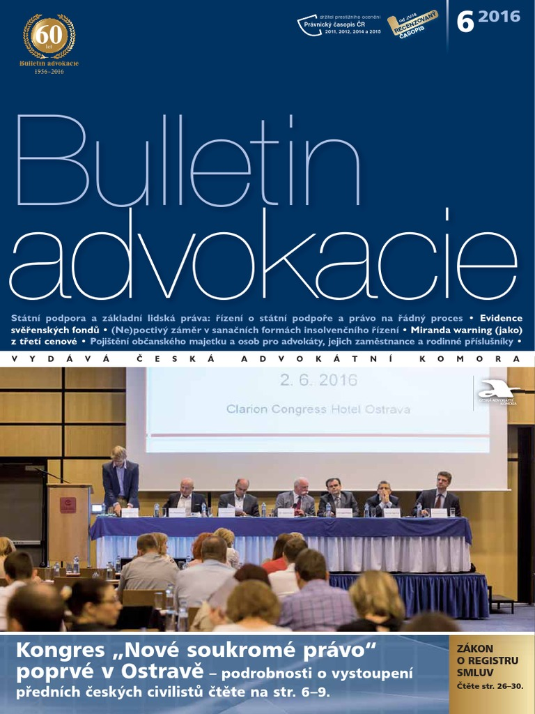 442ee94650d Bulletin Advokacie 2016-06