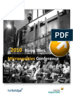 BigAir Limited at Microequities 2010 Rising Stars Microcap Conference