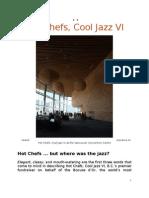 Hot Chefs Cool Jazz Vi 1