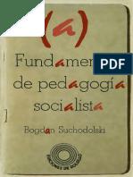 Fundamentos Da Pedagogia Socialist A