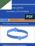 8.1 Simuladores y Desarrollo de Software - Ing Ricardo