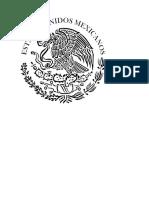 Logo Bandera de mexico