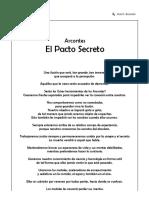Arcontes - El Pacto Secreto