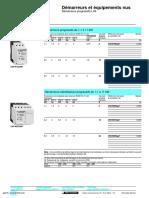Demarreur LH4 Guide Choix FR Telemecanique