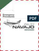 PA31 310 Emergency