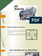 Calderas Industriales.