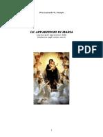 Le Apparizioni Di Maria Dal 1500 Ad Oggi