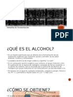 Industria de Alcohol
