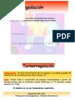 Termorregulacion 2015