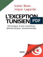 L'Exception Tunisienne