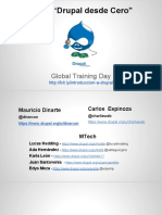 Global Training Day Nicaragua - ES