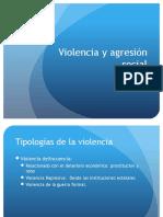 Violencia y Agresion