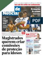 Jornal de Notícias - 23 de Outubro 2016
