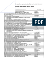 Lista Cu Univ Cf HG 676 2007