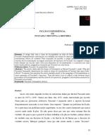 Ficção e Experiência_foucault Reconta a História