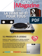 ON Magazine - Guide HiFi 2016