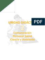 Documentos Primaria Sesiones Unidad02 Integradas CuartoGrado U2 4TO UNIDAD INTEGRADOS