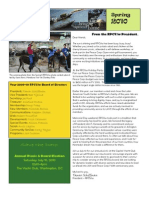 Spring 2010 RPCVw Newsletter