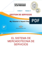 El Sistema de Mercadotecnia de Servicios