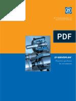 ZF Servoplan PG Catalog Rev d