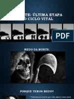 A morte pela vertente da psicologia