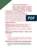 Conceptos de Auditoria Gubernanmental (Autoguardado)