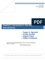 Research on Web Browsers