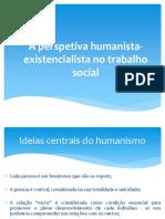 3. Abordagem Humanista-existencialista