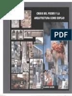 Crisis Del Poder y La Arquitectura Como Espejo