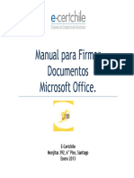 Guia Para Firmar Documentos Office