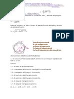 GUIA de EJERCICIOS-elementos Secundarios en Los Poligonos.