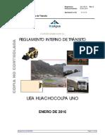 RITRA_Reglamento Interno de Transito CMKSA 2016