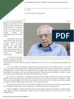 Com 77 Anos, Arnóbio de Andrade é o Prefeito Eleito Mais Velho de MT __ RDNEWS - Notícias e Bastidores Da Política Em Mato Grosso