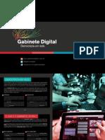 Caderno Gabinete Digital