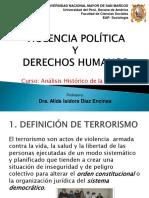 Ahs16 - Clase Practica 08 - Violencia Politica y Derechos Humanos