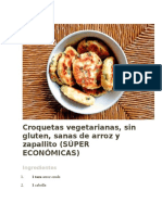 Croquetas Vegetarianasfacilesdocx