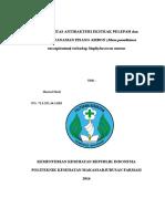 laporan KTI haerul