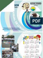 Manual de Convivencia 2015 Pombo