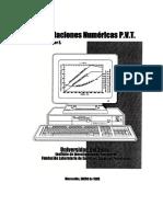 Correlaciones Numéricas PVT-Car