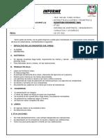 Informe de Alumnos 2016 -1