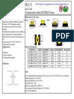 PZ-STBL Series Toroidal Common Mode Chokes