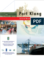 Port Klang Initial Risk Assessment