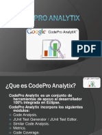 Codepro analytix