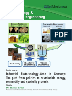 Biotechnology Spid Industrial Biotechnology Made Germany 1023